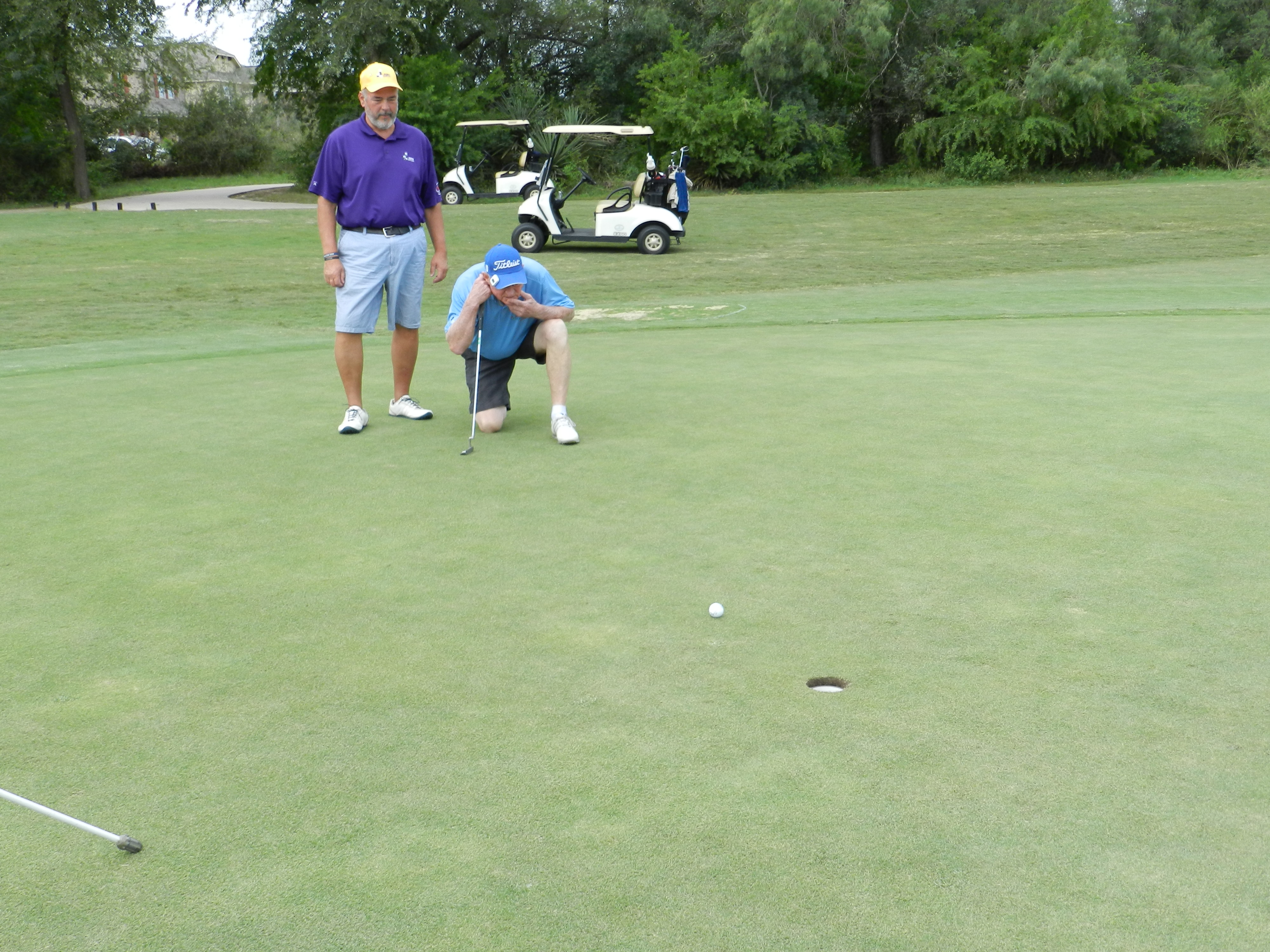 9th Annual Fore The Blind Charity Scramble