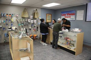 Roosevelt Low Vision Store